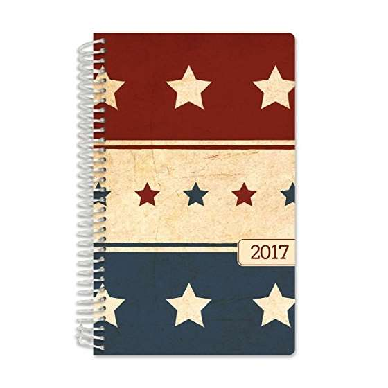 Fashion Daily Planner Set - 2017 Calendar Year (-2
