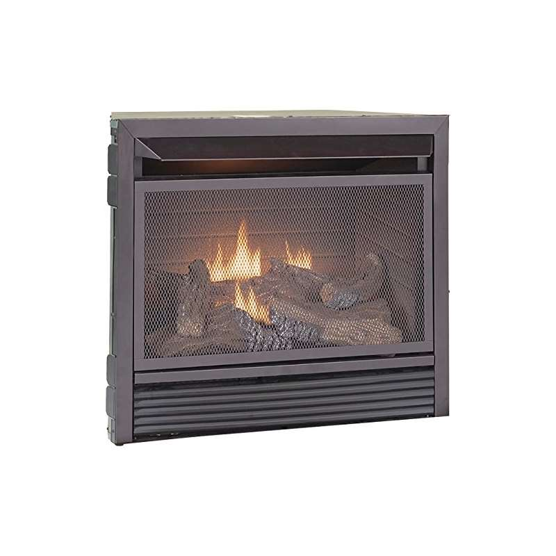Duluth Forge Dual Fuel Vent Free Fireplace Insert 26 000 Btu